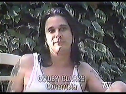 Gilby clarke chile